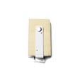 iPod touch case 竹×WHITE