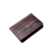 name card case 黒檀×BROWN