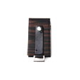 iPod touch case 黒檀×BLACK
